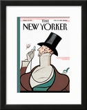The New Yorker Cover - February 13, 2006 Framed Giclee Print by Rea Irvin