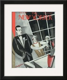 The New Yorker Cover - September 25, 1926 Framed Giclee Print by Constantin Alajalov