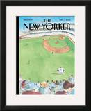 The New Yorker Cover - April 3, 2006 Framed Giclee Print by Barry Blitt