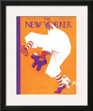 The New Yorker Cover - April 18, 1931 Framed Giclee Print by Charles Donelan