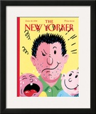 The New Yorker Cover - June 20, 1994 Framed Giclee Print by Bob Zoell (HA)