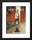 The New Yorker Cover - June 4, 2007 Framed Giclee Print by Mark Ulriksen