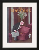 The New Yorker Cover - March 23, 1940 Framed Giclee Print by William Cotton