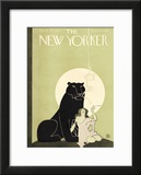 The New Yorker Cover - March 28, 1925 Framed Giclee Print by Ray Rohn