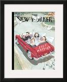 The New Yorker Cover - June 19, 2006 Framed Giclee Print by Barry Blitt