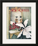 The New Yorker Cover - July 18, 1942 Framed Giclee Print by Mary Petty
