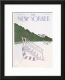 The New Yorker Cover - June 18, 1979 Framed Giclee Print by Gretchen Dow Simpson