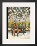 The New Yorker Cover - May 30, 2005 Framed Giclee Print by Peter de S&#232;ve