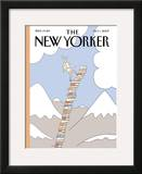 The New Yorker Cover - October 1, 2007 Framed Giclee Print by Philippe Petit-Roulet