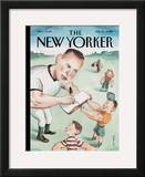 The New Yorker Cover - February 23, 2009 Framed Giclee Print by Barry Blitt