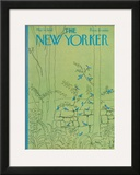The New Yorker Cover - May 14, 1966 Framed Giclee Print by David Preston