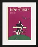 The New Yorker Cover - May 23, 1925 Framed Giclee Print by Julian de Miskey