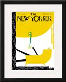 The New Yorker Cover - October 24, 1925 Framed Giclee Print by Max Ree