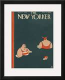 The New Yorker Cover - June 27, 1925 Framed Giclee Print by Julian de Miskey