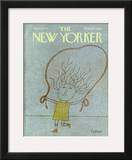 The New Yorker Cover - May 26, 1975 Framed Giclee Print by Robert Tallon