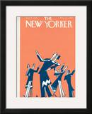 The New Yorker Cover - June 6, 1925 Framed Giclee Print by Julian de Miskey