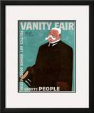 Vanity Fair Cover - June 1932 Framed Giclee Print by  Oberle
