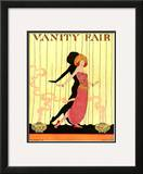 Vanity Fair Cover - November 1915 Framed Giclee Print by Sydney Joseph