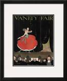 Vanity Fair Cover - May 1916 Framed Giclee Print by Thelma Cudlipp