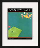 Vanity Fair Cover - June 1920 Framed Giclee Print by Jr., John Held