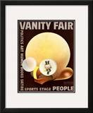 Vanity Fair Cover - November 1931 Framed Giclee Print by  Garretto