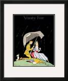 Vanity Fair Cover - May 1918 Framed Giclee Print by Ethel M. Plummer