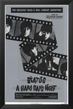 A Hard Day&#39;s Night Print