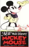 A New Walt Disney Mickey Mouse Poster