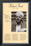 American Authors of the 20th Century - Robert Frost Posters