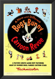 Bugs Bunny Cartoon Revue Prints