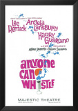 Anyone Can Whistle - Broadway Poster , 1964 Prints