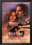 Before Sunrise Posters