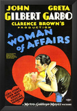 A Woman of Affairs Print