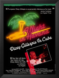 A Night in Havana- Dizzy Gillespie in Cuba Print