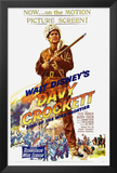 Davy Crockett, King of the Wild Frontier Posters