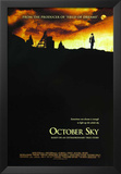 October Sky Posters