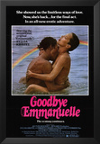 Good-bye Emmanuelle Prints