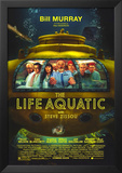 Life Aquatic with Steve Zissou Posters