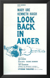 Look Back In Anger - Broadway Poster , 1957 Posters