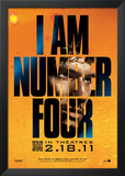 I Am Number Four Print