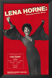 Lena Horne - The Lady and Her Music - Broadway Poster , 1981 Prints