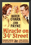 Miracle on 34th Street Posters