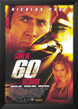 Gone in 60 Seconds Art