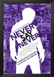 Justin Bieber: Never Say Never Posters