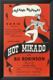 Hot Mikado, The - Broadway Poster , 1939 Posters
