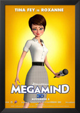 Megamind - Roxanne Prints