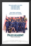 Police Academy Posters