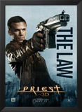 Priest - The Law Print