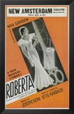 Roberta - Broadway Poster , 1933 Print
