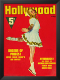 Sonja Henie - Hollywood Magazine Cover 1940's Posters
